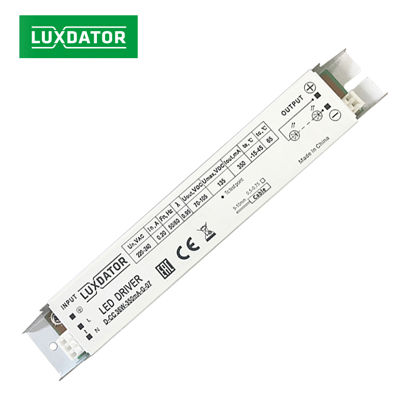 high performance constant current no flicker LED driver