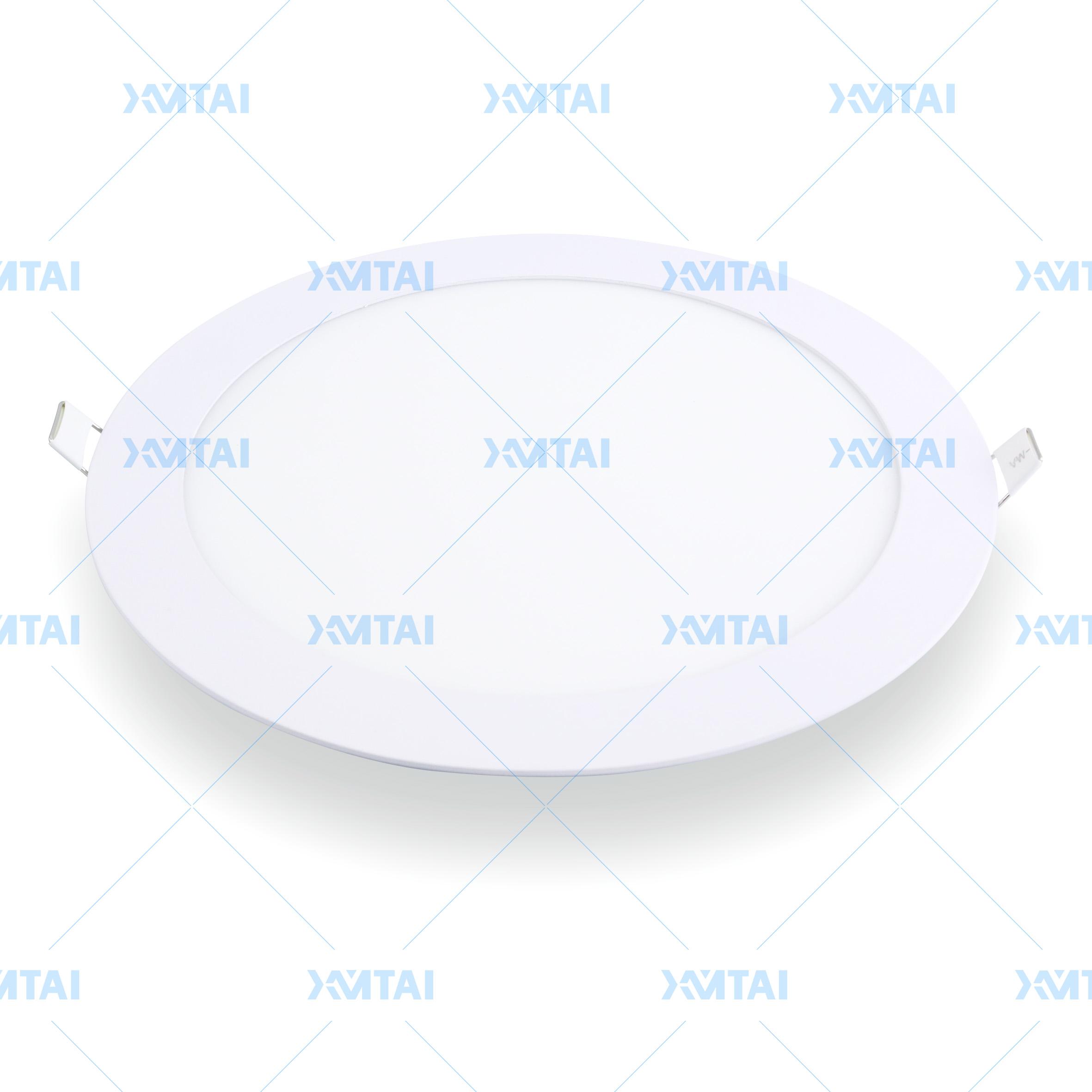 Led Panel light slim round
