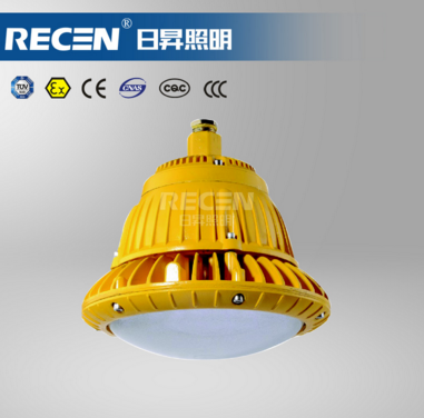 Maintenance free explosion-proof lamp