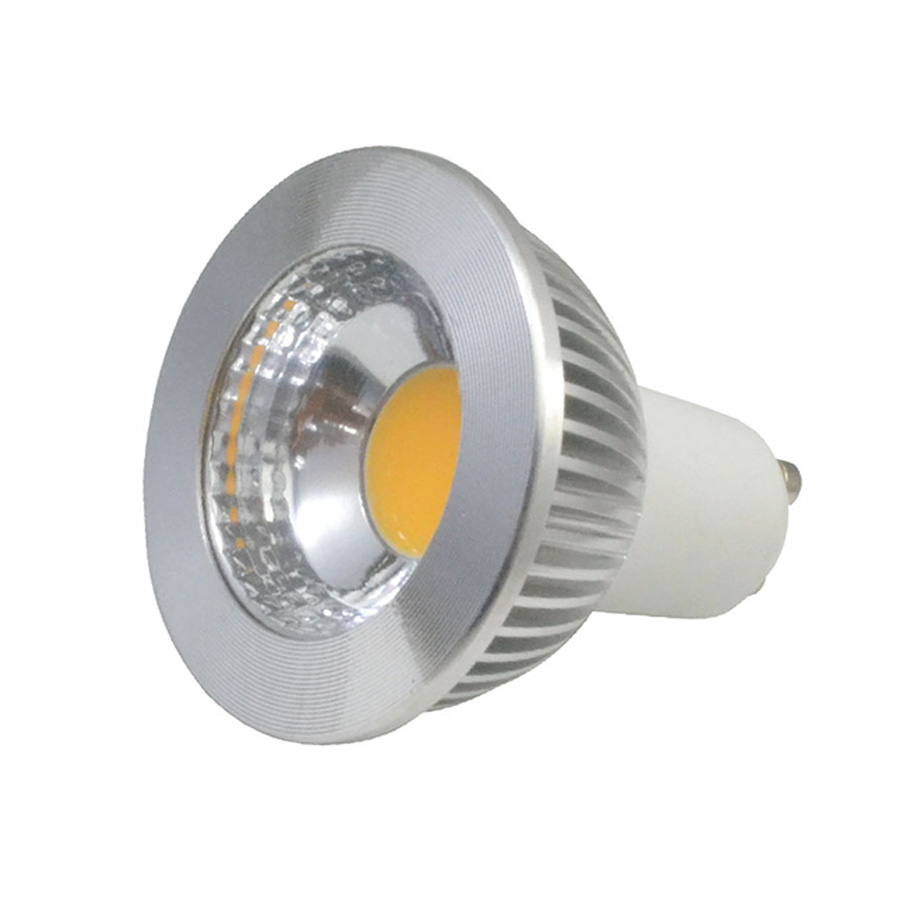 2019 new High quality 5W cob pure white CCT gu10 E27 B22 led spot light
