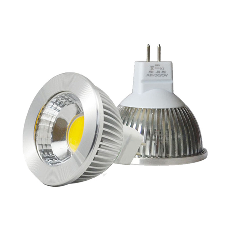 2 years warranty commercial recessed ceiling spot light 12v dimmable 5w cob mr16 led spotlight lamp