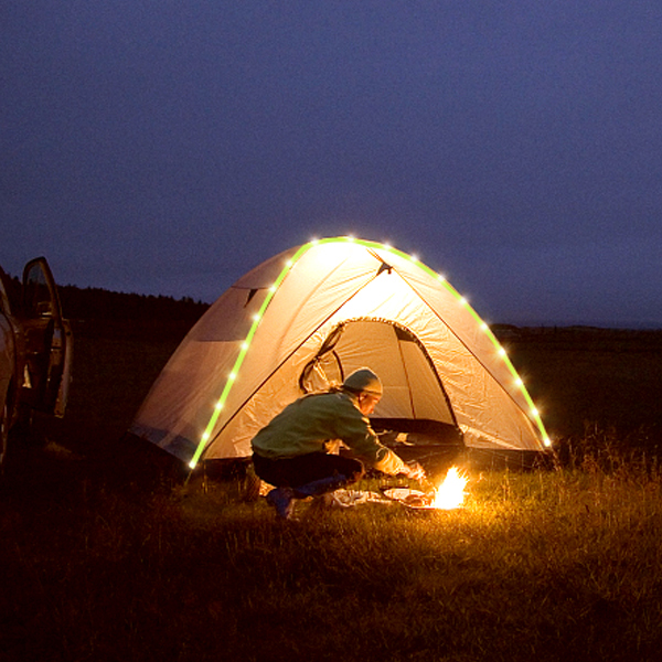 Rechargeable Camping Tent Rope Light