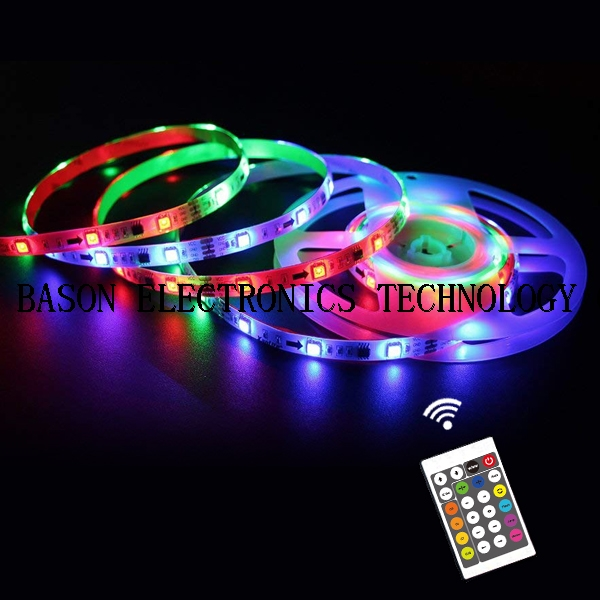 Mini Digital Flexible LED RGB Strip