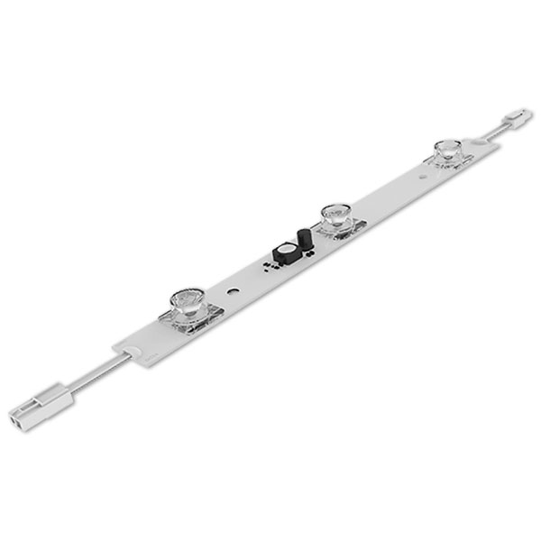 9W osram edge light led bar
