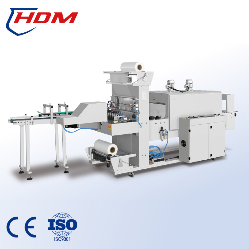 Automatic Sleeve Sealer & Shrink Wrapping Machine for Lamp Box
