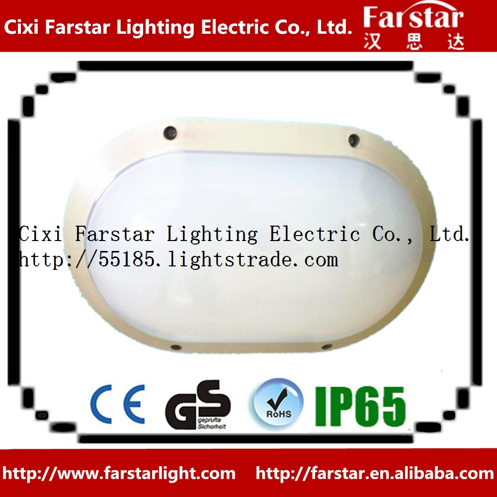 ellipse plastic led flat panel lighting led ceiling panel light