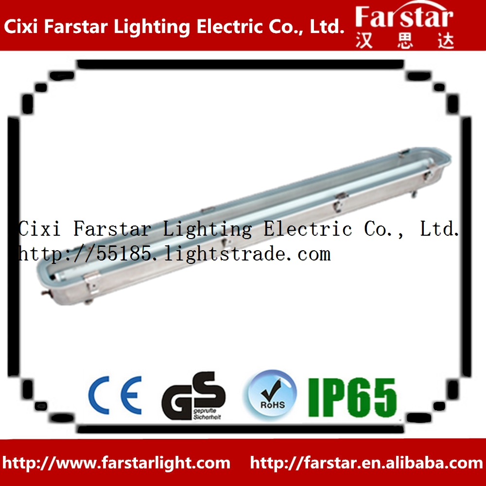 IP65 .Stainless Steel waterproof lighting fixture lamp