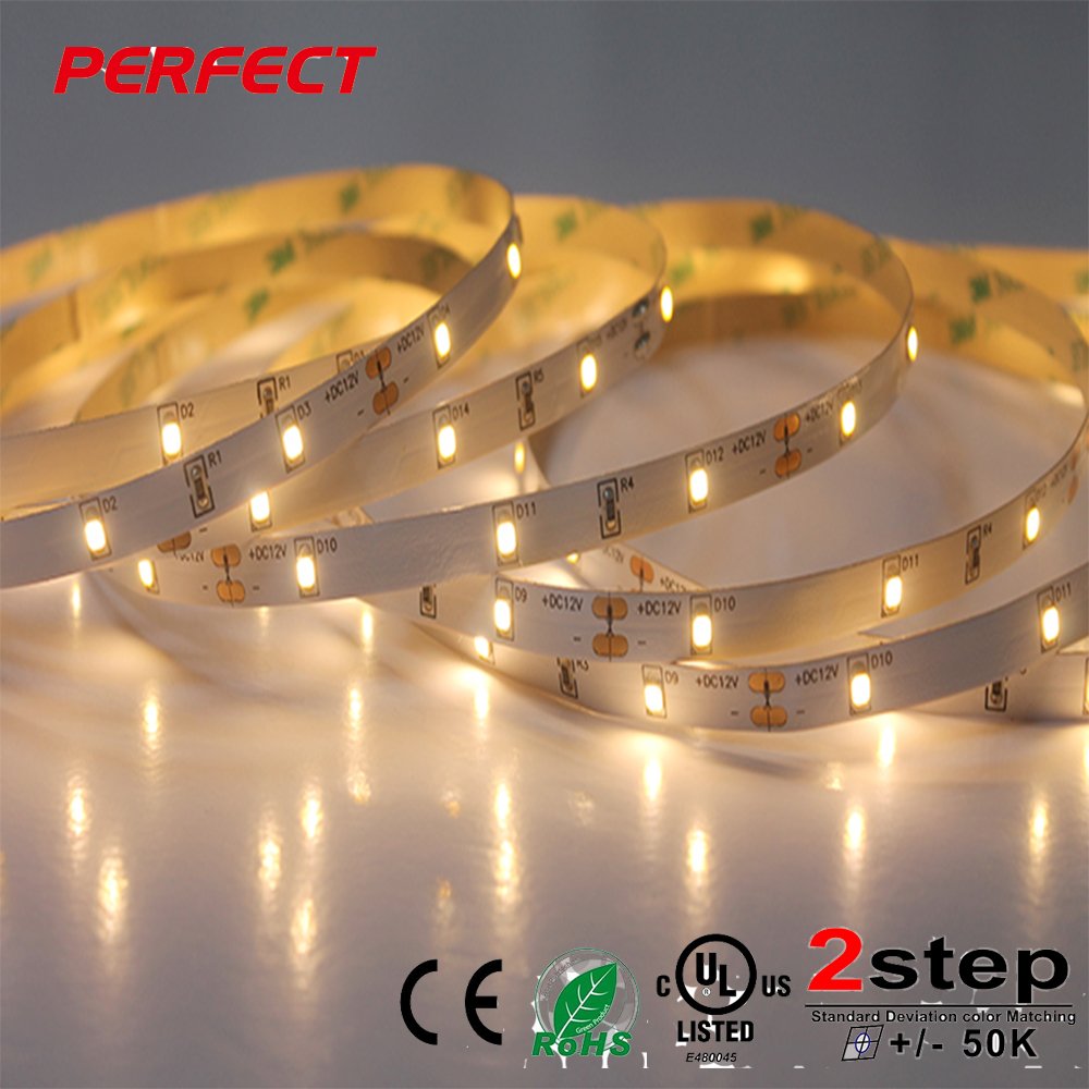 High quality aluminum profile strip led light waterproof 2835 led strip