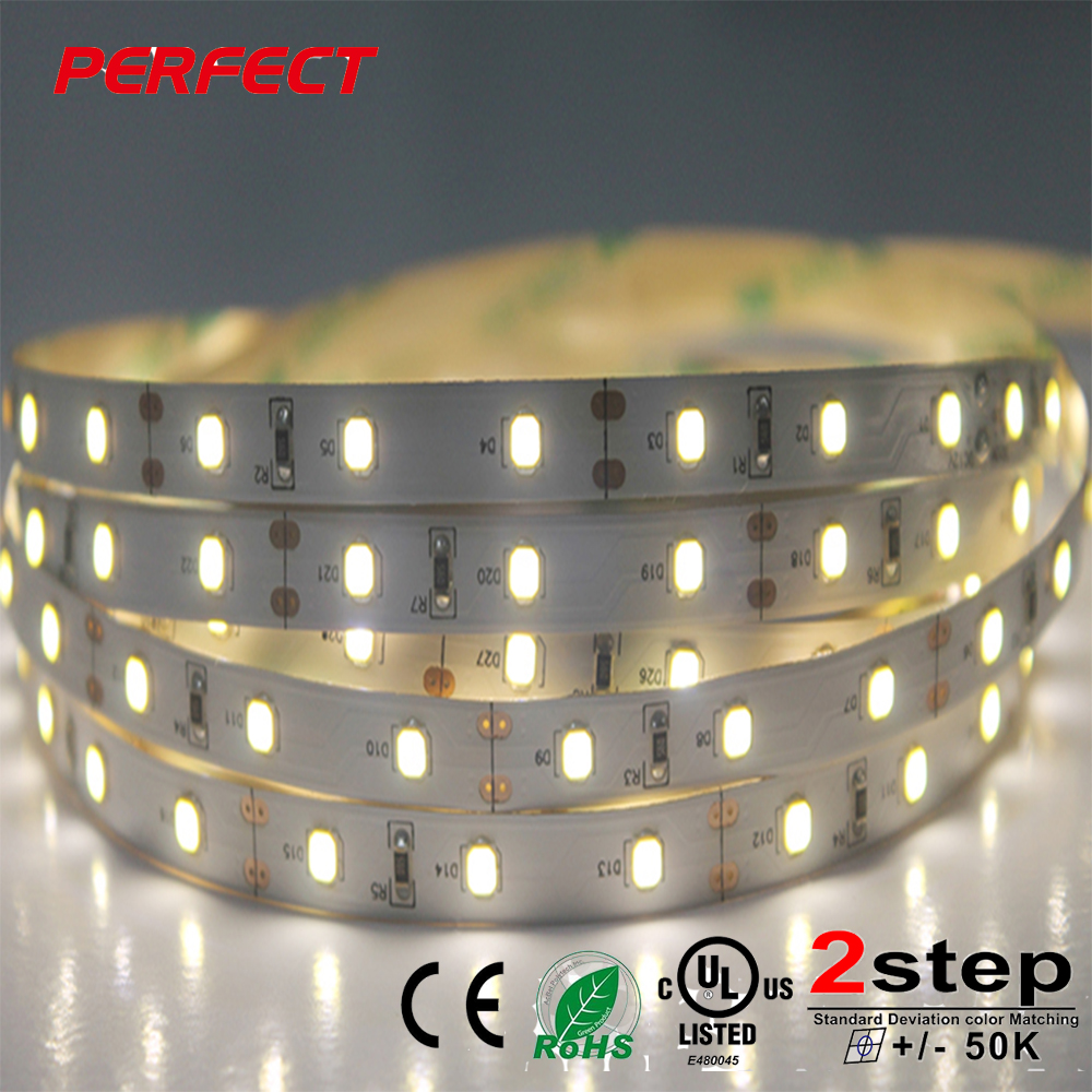 High Quality 5M LED Tape Light 2835 SMD 8mm Flexible LED Strip