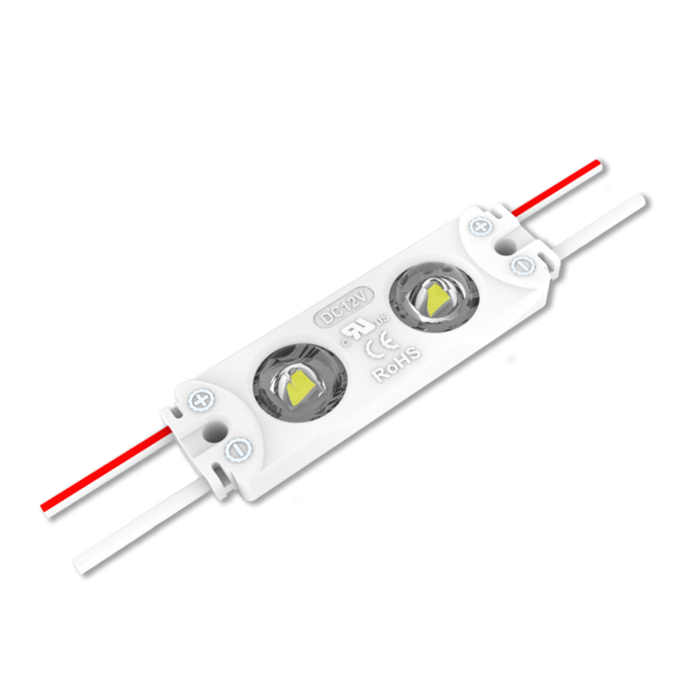 Aluminum profile 1W lens led module
