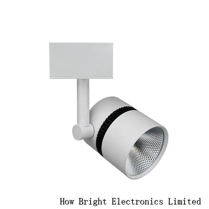 High Power 50W COB Beam Angle Adjustable Indoor Led Track Light
