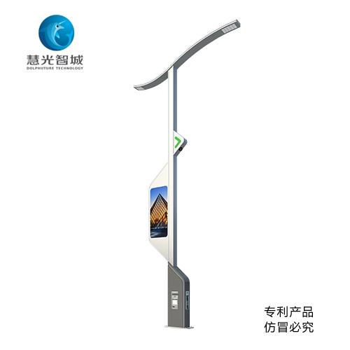 LED multi-function smart streetlight-SILK ROAD STYLE