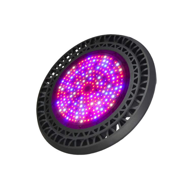 shenzhen factory 3030 smd aluminum hydroponics growing lamp 240W IP 65 led ufo grow light for plant