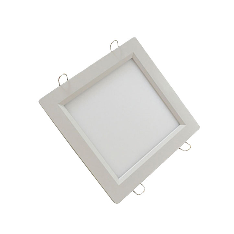 led new products 12w ip44 led panel light 180x180mm ww cw nw aluminum ceiling panel
