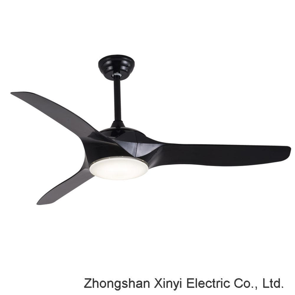 52 inch ABS blade DC ceiling fan with remote control reversible working