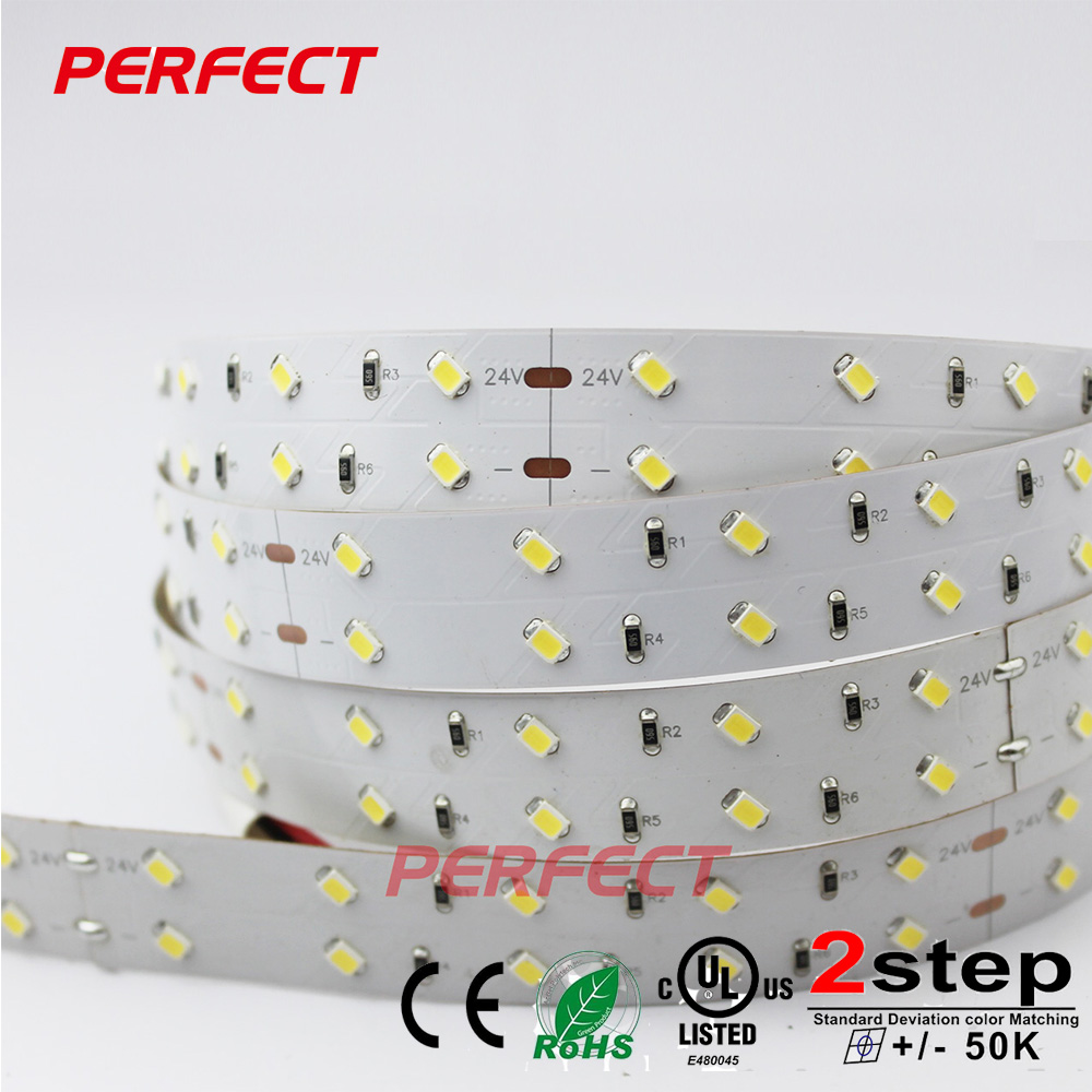 High Brightness family decorates 28 Watt cuttable 100leds Customizable Flexible 24v Smd 2835
