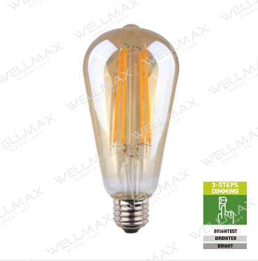Segmented Dimming LED Filament Series