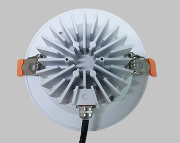 IP65 led recessed downlight