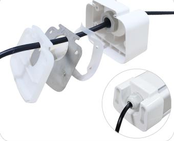 CE RoHS IP65 led tri-proof light