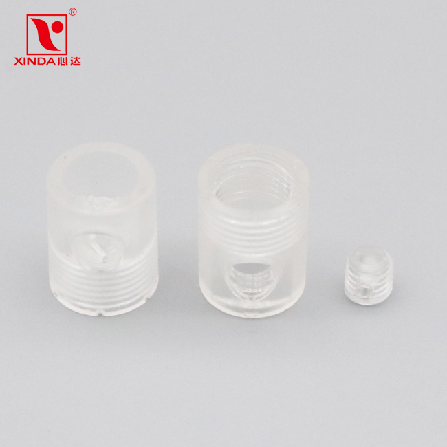 Factory price Hot Sale plastic wire grip with white black transparent XD-WGc