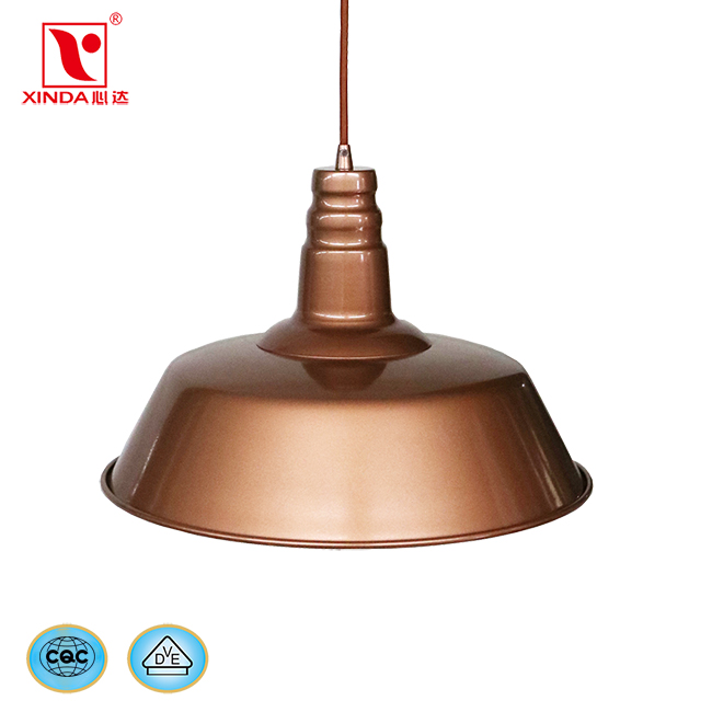 Modern Industrial Vintage pendant lights Retro LED Lamp pot droplight