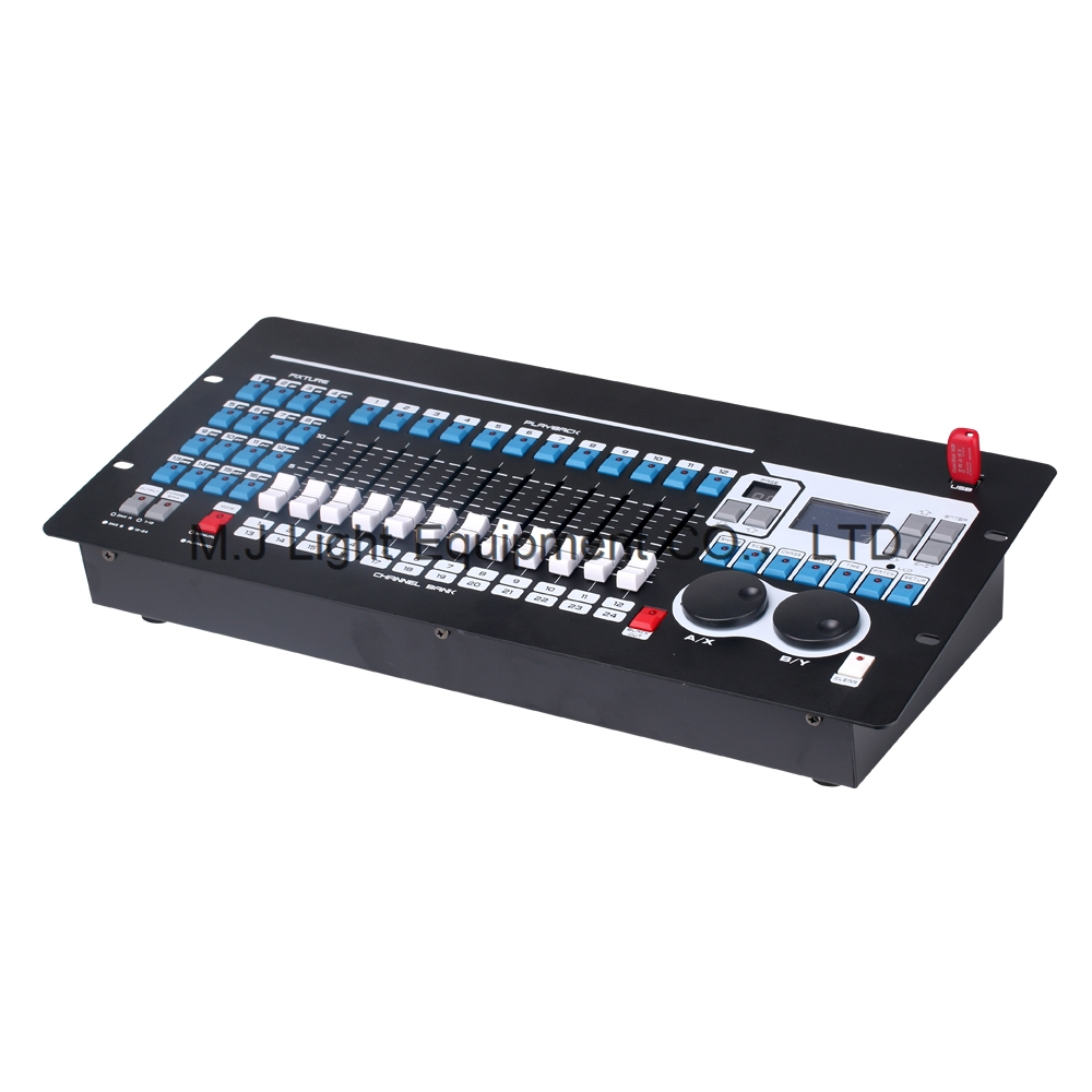 Low price best selling dj equipments kingkong 768 dmx controller