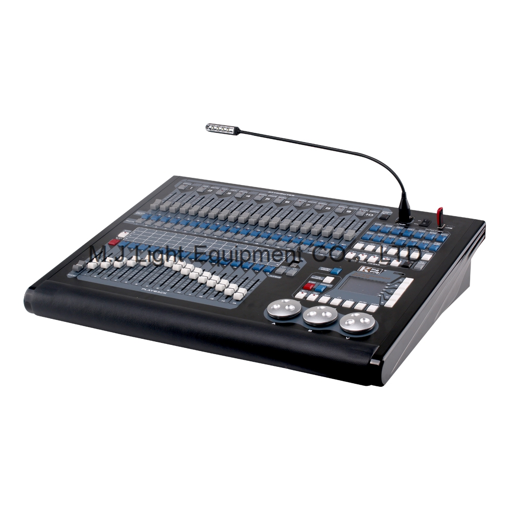 Professional Manfacturning Pro Light DMX 2048 DJ Mixer Console Lighting Controller