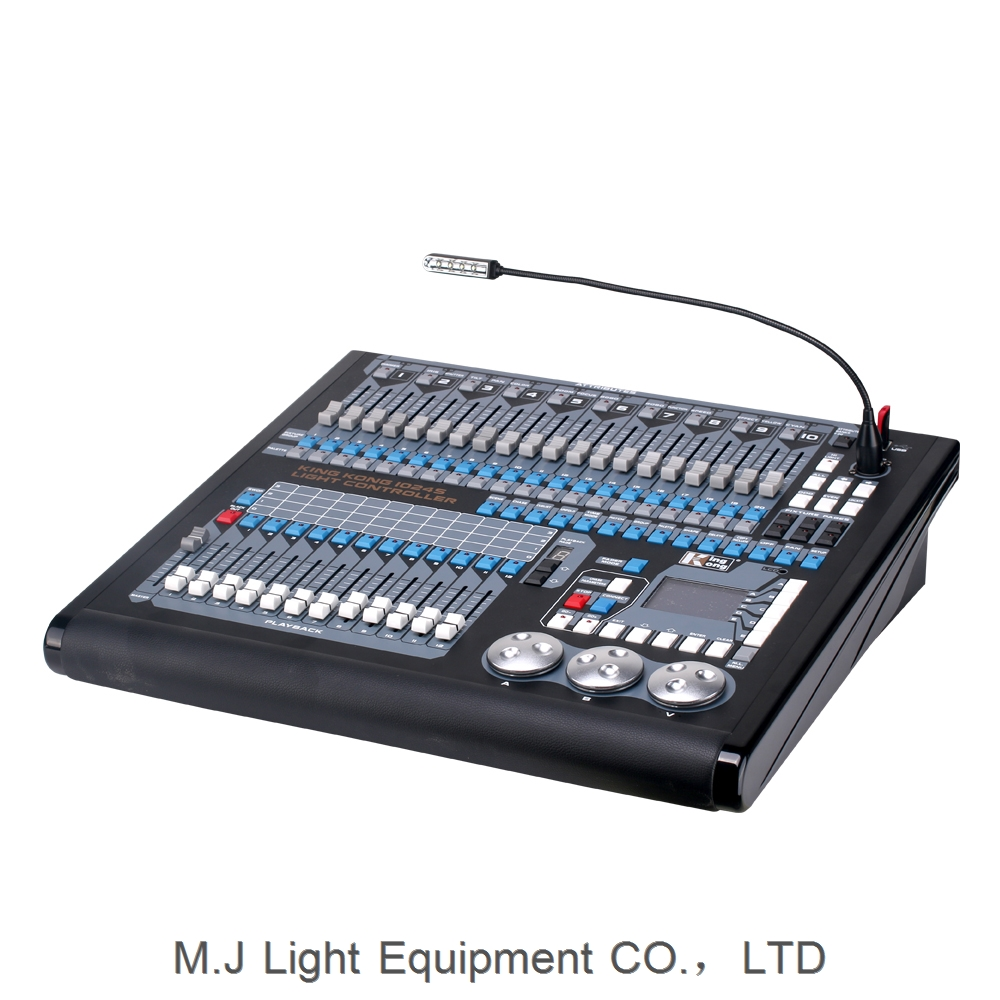 2 Years Warranty Professional light Equipment King Kong 1024S DMX Controller of Light
