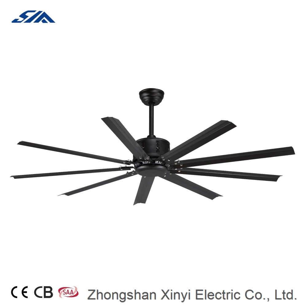 60inch big size good airflow industrial ceiling fan