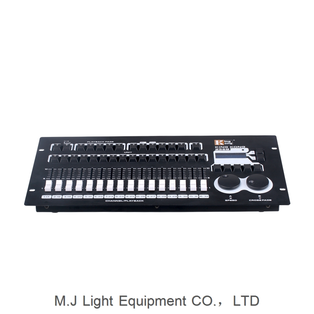 Ming Jing Factory Directly King Kong 256B DMX Controller of Light