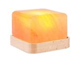 Natural salt lamp himalayan