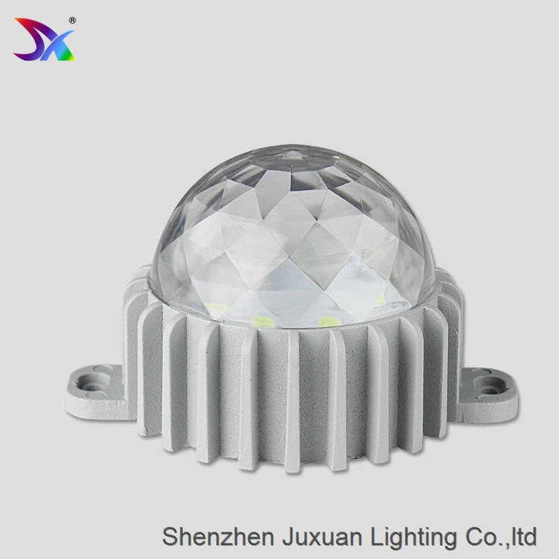 Dc24V 80Mm Aluminium Led Pixel Light Source From Architectural Lighting Manufacturer