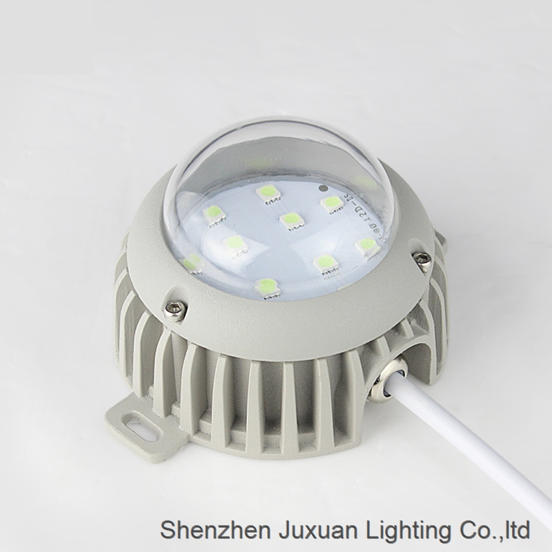 Dc24V 85Mm Led Point Light Led Pixel Light For Building Decoration