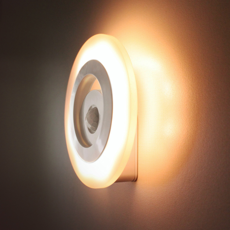 Body Induction Removable Wall Light