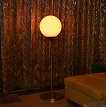 LED Floor ball light 40cm