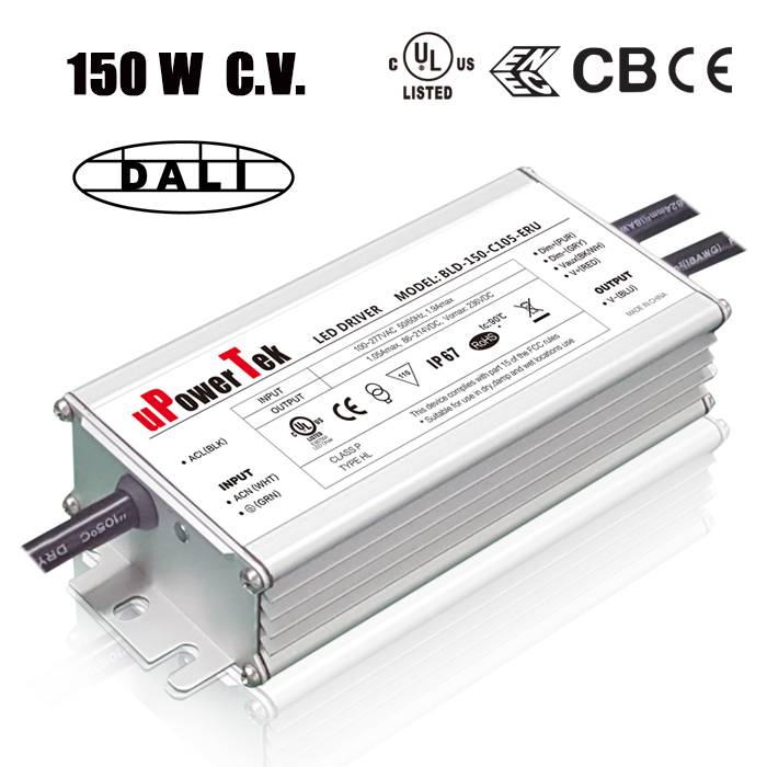 150W 12V LED Power Supply Constant Voltage Dimmable LED Driver