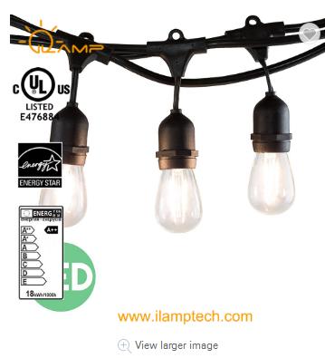 outdoor indoor decorative string lights