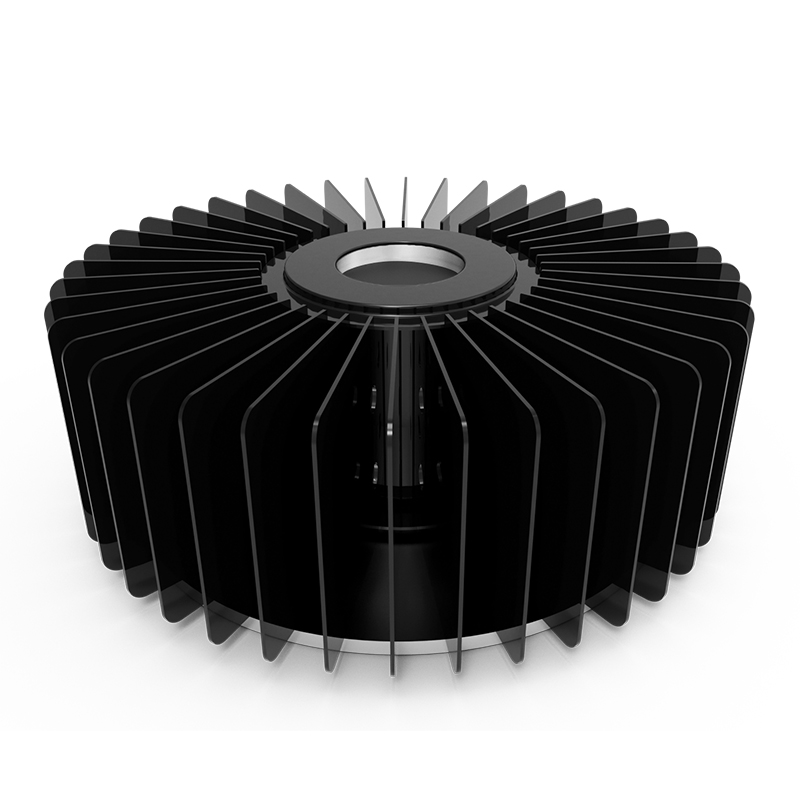 150W FCZ Series Copper Pipe Heat Sink for LED High Bay Light Architectural Light Downlight Spot