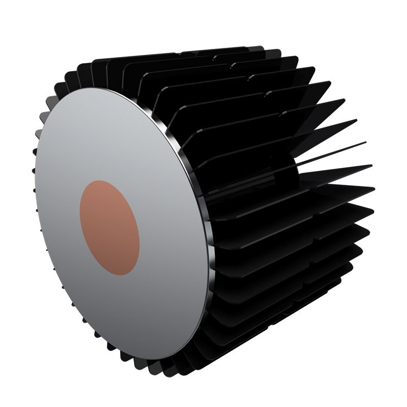 LED H150W FCZ Series Copper Pipe Heat Sink for LED High Bay Light Architectural Light Downlight Spot