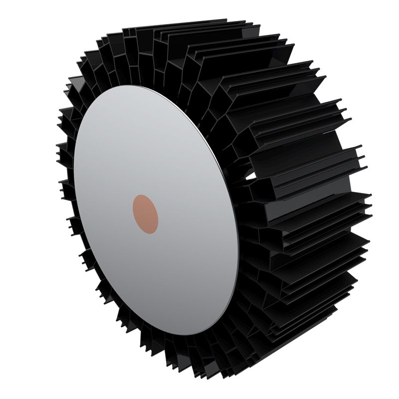 180W RSH Series Copper Pipe Heat Sink for LED High Bay Light Architectural Light Downlight Spot