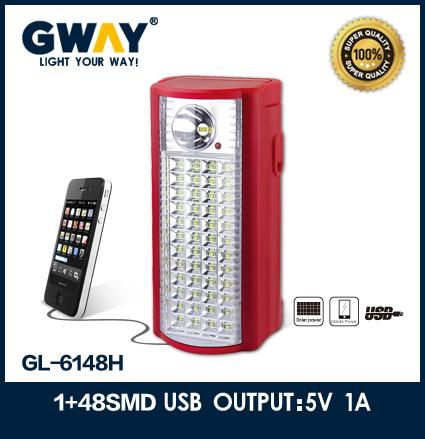 GL-6148 (1+48SMD LED light)