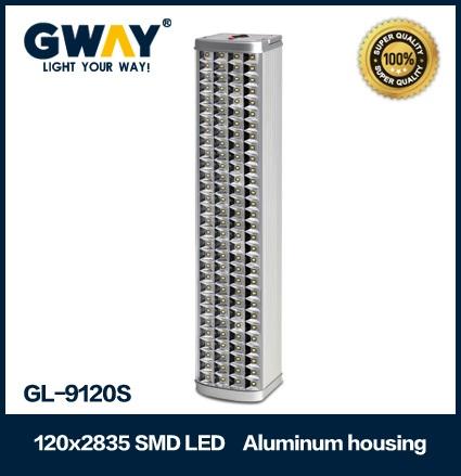 Aluminum Housing(New) 120pcs of 5-6lm 3528 LED light