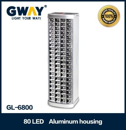 Aluminum Housing(New) 80pcs of 5-6lm 3528 LED light