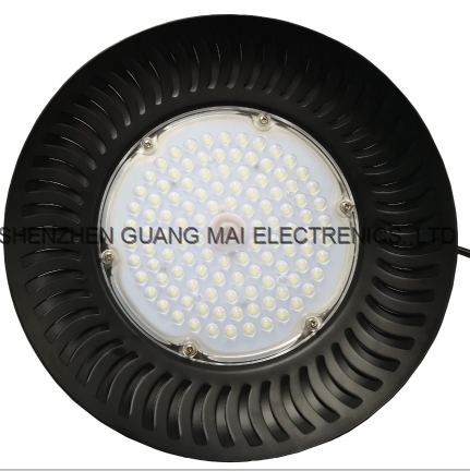 Mercury-free ufo LED highbay light with CE ROHS Listed 200W