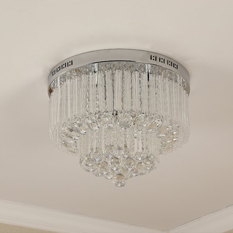 Good Looking Lustre Crystal Ceiling Light Made in China