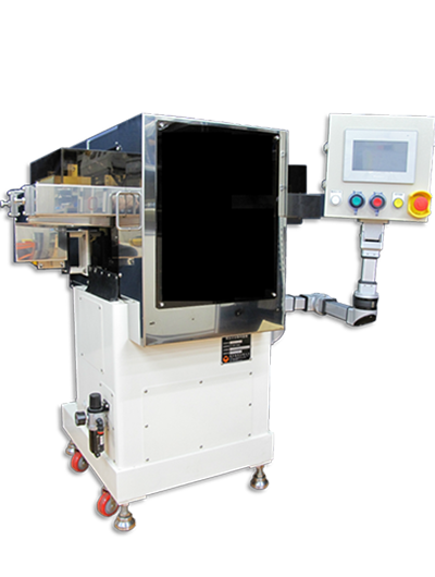 Full-automatic horizontal polishing removing and grinding equipment