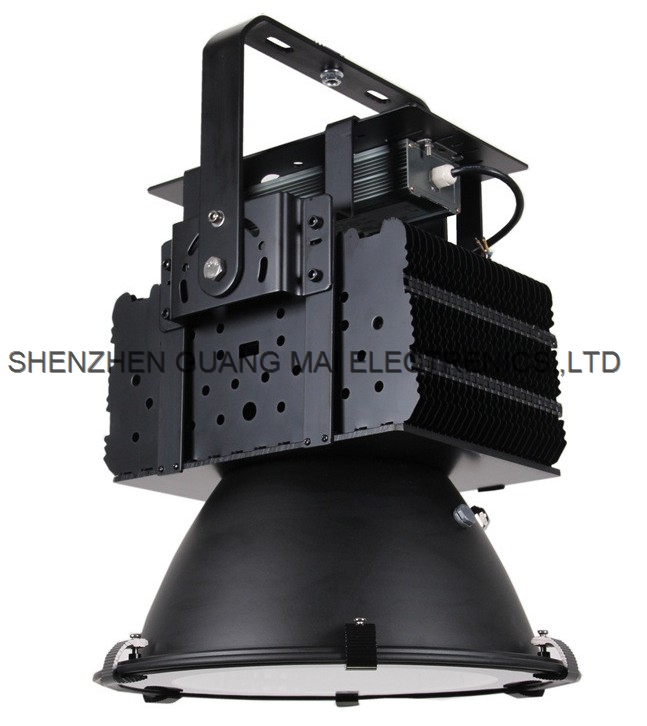 Well made 500W led flood light with Copper heat pipe