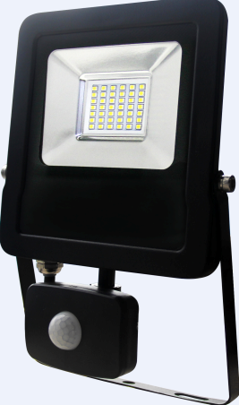 Star Series LED Floodlight with PIN Sensor