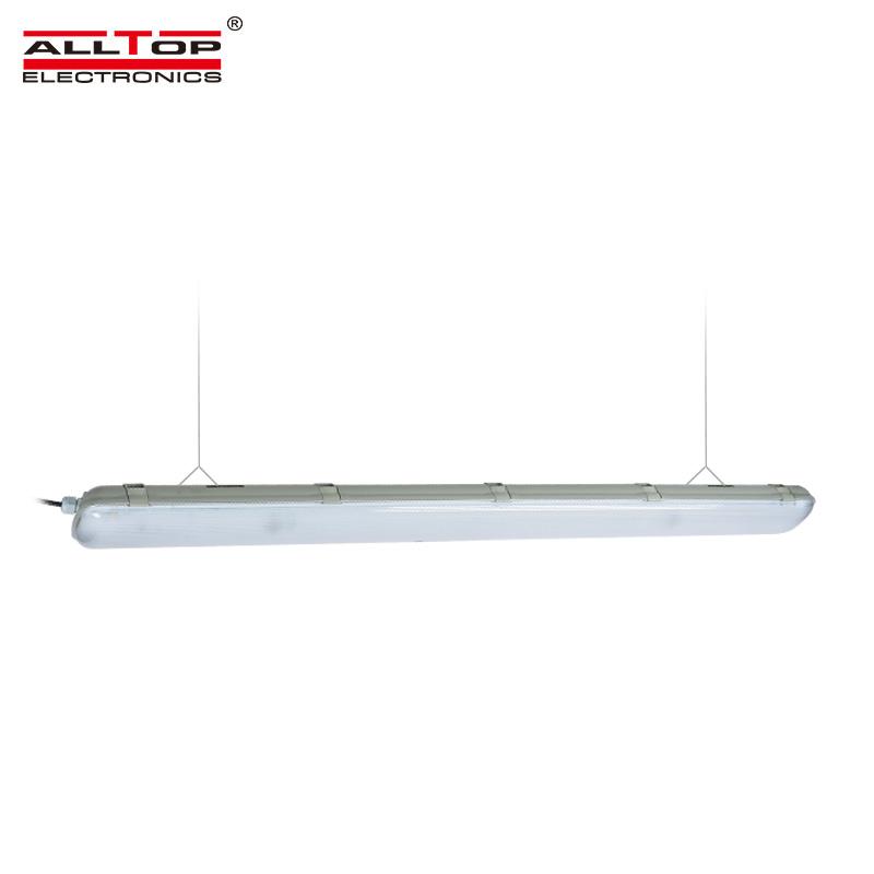 Factory price hot sale indoor waterproof ip65 18w led tri-proof light