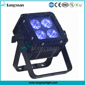 Best price 4pcs 15 watt 4-in-1 rgbw par led lighting